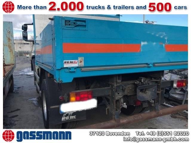Iveco EuroCargo ML150E28W 4x4 - 2010