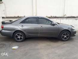 Neatly used Camry