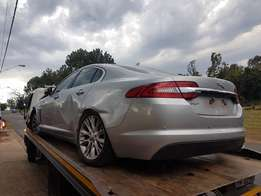 2013 Jaguar XF 2.2D Accident Damaged Non-Runner
