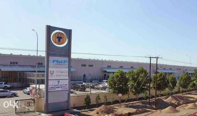 Warehousing Space in Rumaise - OMR 3 / Sqm