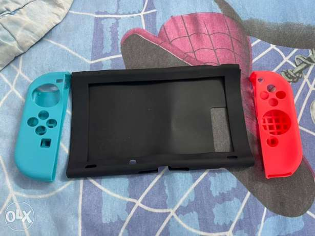 Nintendo Switch RUBBER protection