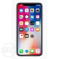 Iphone X 64GB Grey. East Africa Warranty. Ksh 125000. Free Delivery