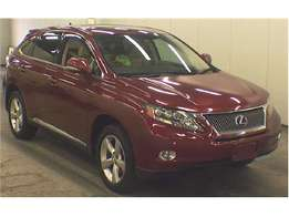 Very clean lexus rx 450h 2009 model with leather and sunroof