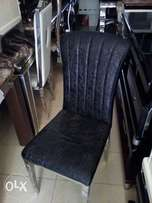 Dining chair pure leather