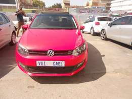Pre owned 2012 VW Polo 1.4 comfortline