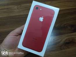 iPhone 7 (PRODUCT) RED 128GB (Brand NEW and Sealed)