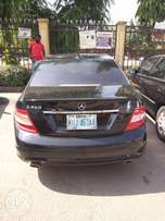 Mercedes c350 for serious buyer location is Abuja