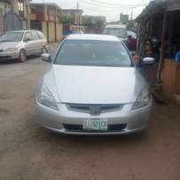 Honda Accord EOD 2005 Model (Nigeria used)