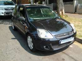 2007 ford fiesta 1.4 for sale