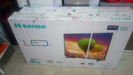 Hisense 55 inches Smart 4k Tv 2017 Model with delivery services