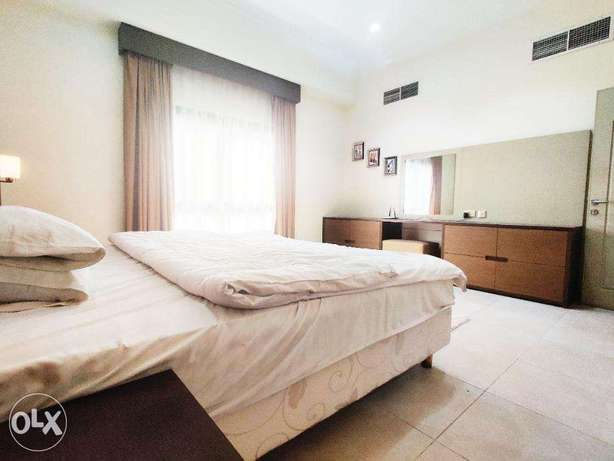 2bhk with internet and EWA 50 bd جفير -  3