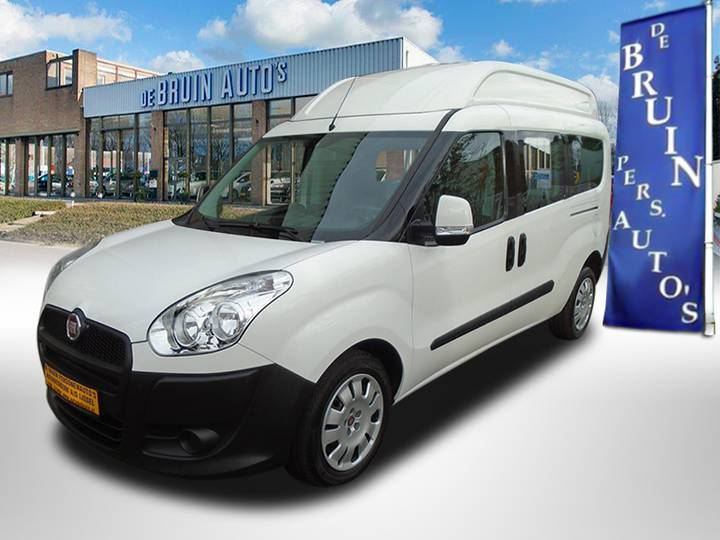 Fiat Doblò Cargo 1.6 MultiJet SX Maxi XL - 2014