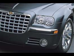 Chrysler 300C Headlights