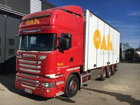 Scania R620 - 2013