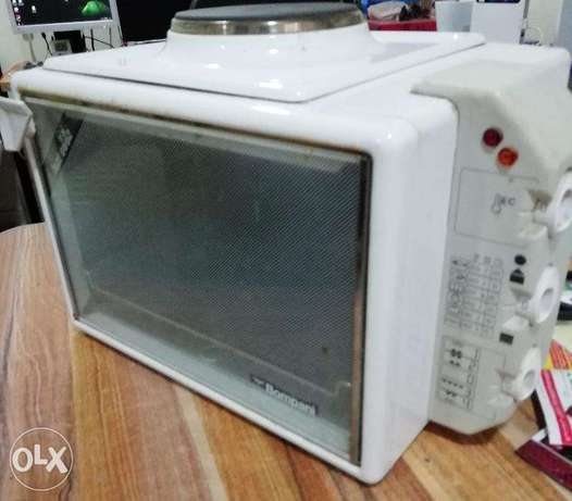 Convection Oven (Electric Oven) with hotplate