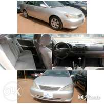 Clean Toyota Camry 2003 model