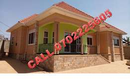 Coveted 4 bedroom 2 baths house for sale in Kyaliwajjala-Kiira at 350m