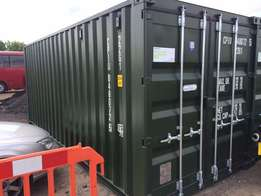6m , 12 m high cube shipping container