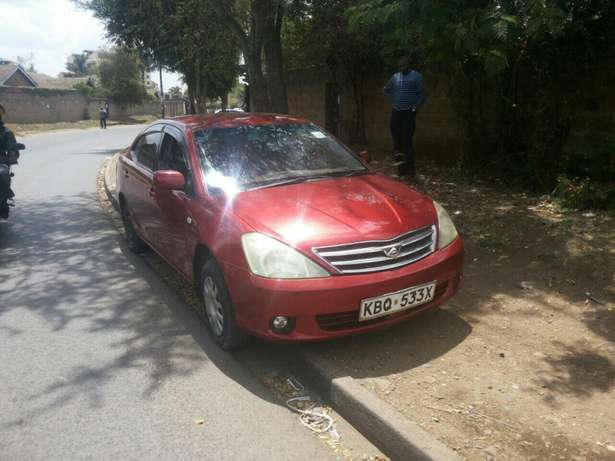 Allion Toyota very clean unique color Just buy and drive Nairobi CBD - image 2
