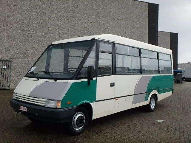 Iveco 5912 Schoolbus + manual + 30+1 seats - 1997