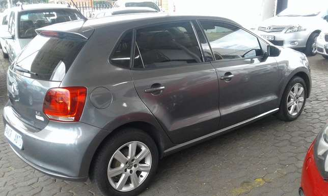 Vw Polo 6 1.4 Comfort-Line, 2012 Model with 95000Km Ellis Park - image 5