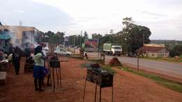 Strategic half an acre in Mukono town at 800m