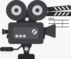 Video Shooting and editing part-time job Nakuru