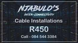 Network Installations