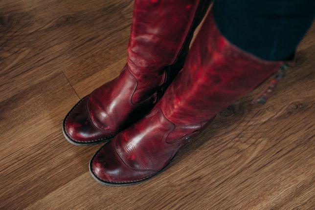 Жіночі чоботи шкіряні  Женские ботинки кожанные демо Тернопіль - зображення  3 77d0a413d14a8