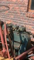 Double Cylinder Lister engine,in good working order,
