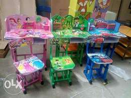 Child study desks