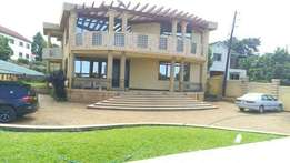 Mansion Built On 50 Decimals Entebbe Lutembe 300 Metres From Entebbe