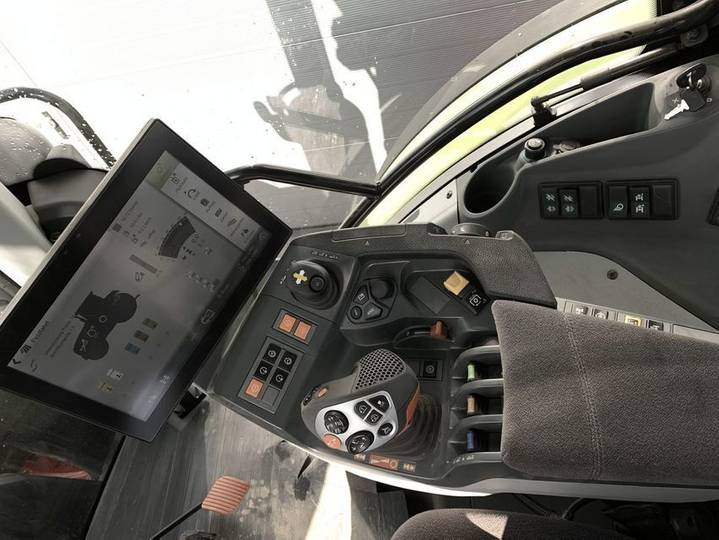 Claas Arion 550 Cebis Cmatic - 2018 - image 6