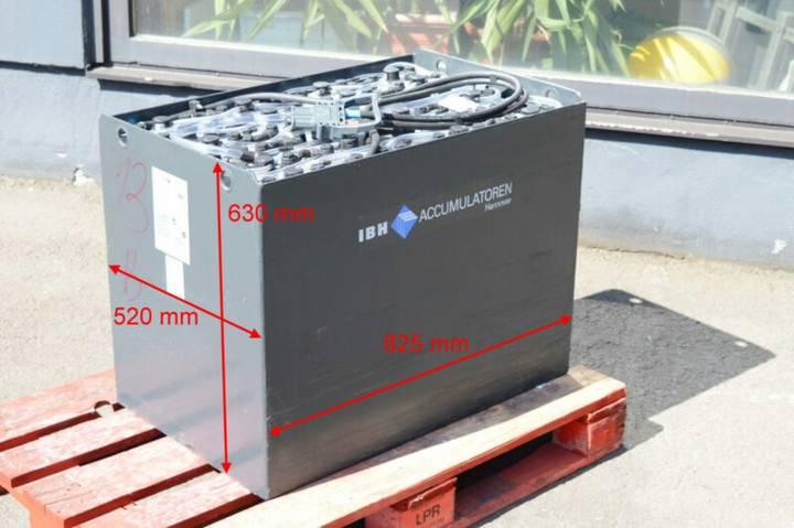 48 Volt Antriebsbatterie 4EPzS500 - 2015