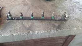 BMW multivalve injectors with rail