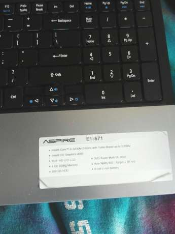 Acer core i5.500gb hdd.4gb.2months old.hd grafix.30k.negotiable Karen - image 4