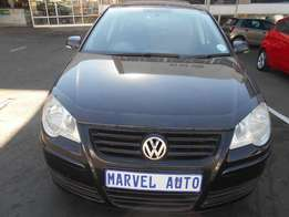 2007 Volkswagen Polo Comfortline 1.6 with Sunroof For R85,000