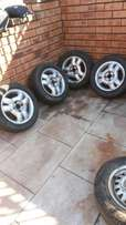 14 inch Opel Corsa Mags