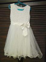 de296d484b Sukienka biala bdb stan 134 na wesele