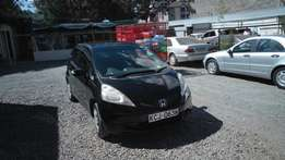 Quick sale on this well maintained Honda Fit 2009 make 1300c KCJ