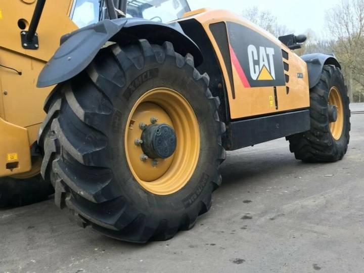 Caterpillar TH407C **BJ2010 *3470H *Telehandler** - 2010 - image 12