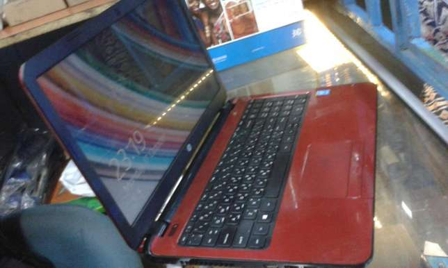 Hp 15 core i3 4gb 500gb 4th generation red coloured Nairobi CBD - image 2
