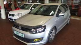 VW Polo 1.2tdi