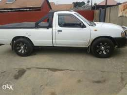 bakkie up for grabs