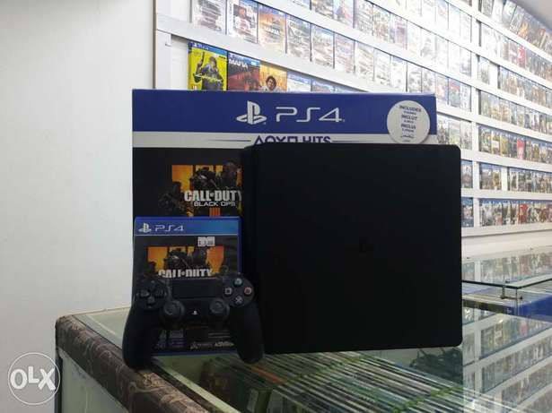 PS4 slim not open new condition