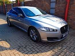Jaguar XF 2.2 D Luxury