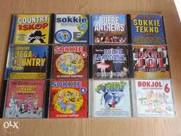 Various Sokkie Cds - R200 For All