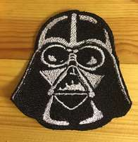 Darth Vader patch badge