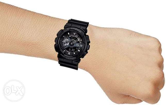 New Original Casio Professional G-Shock watch (black) الرياض -  7