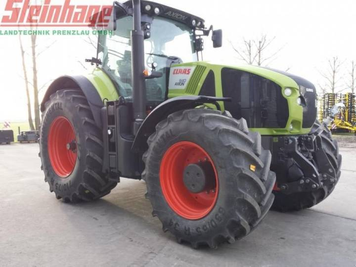 Claas Axion 950 SCR - 2014